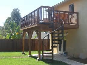Top 25 Best Apartment Patio best 25 second story deck ideas on pinterest under deck