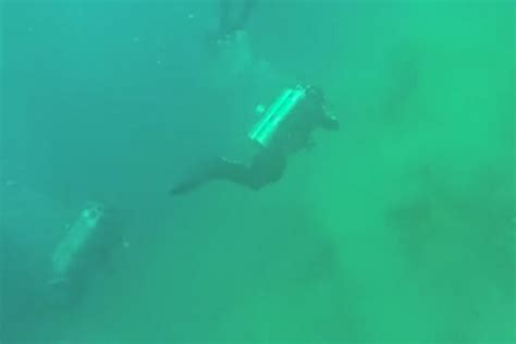 Earthquake Underwater | a 5 6 underwater earthquake impacts group of scuba divers