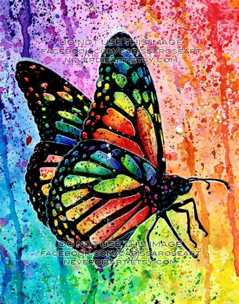 painting butterfly 17 best images about chalk pastel on