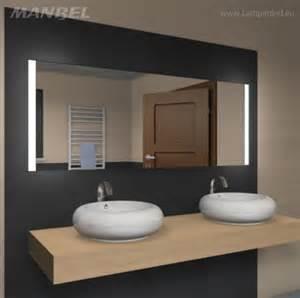 spiegel badezimmer beleuchtet bad wandspiegel m 246 belideen