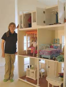 american doll house kid spaces