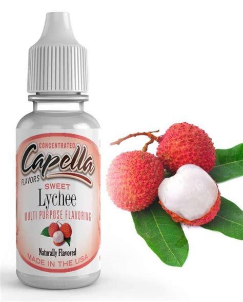 Termurah Capella Sweet 1 Gallon Capella Concentrate Flavor sweet lychee flavor concentrate 13ml capella flavor drops