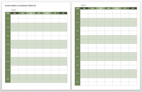 weekly work schedule template applicable quintessence blank employee