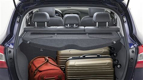 nissan tiida trunk space nissan pulsar safety features comfort and technology