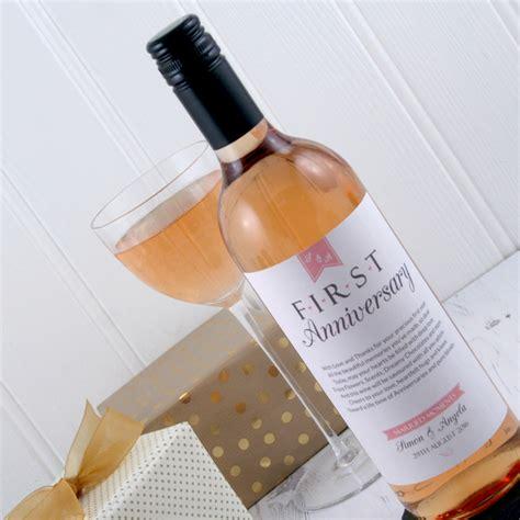 wedding anniversary gift by year uk anniversary gifts wedding anniversary wine and