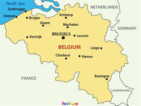 belgium map belgium map blank political belgium map with cities