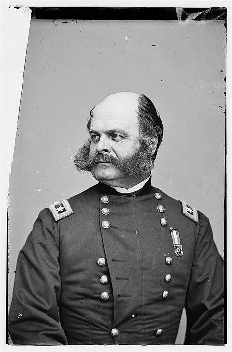 Civil Officer by Ninth Corps Ambrose Burnside Antietam Voices