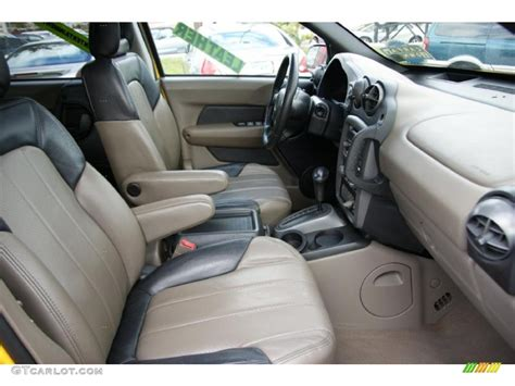 Pontiac Aztek Interior by 2003 Pontiac Aztek Awd Interior Photo 38618594 Gtcarlot
