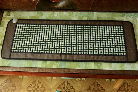 2016 new product korea heating jade mat jade mattress