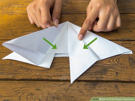10 Ways To Make Paper Airplanes - 3 ways to fold paper airplanes wikihow
