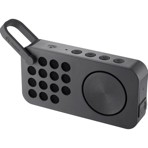 Speaker Bluetooth Nfc huawei nfc bluetooth speaker am09 black price dice bg