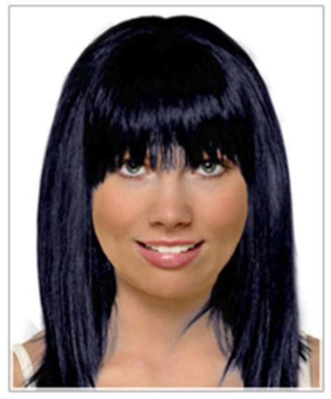 hairstyle for square face heavy mo lishazbeauty