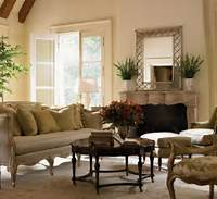 French Country Home Living Room Decorating Ideas