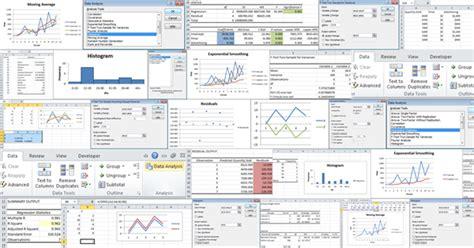 excel 2010 analysis toolpak tutorial analysis toolpak in excel easy excel tutorial