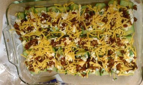 zucchini pizza boats nutritional info zucchini cheese boats recipe sparkrecipes