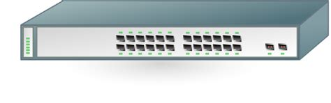 switch visio cisco switch device clip at clker vector clip
