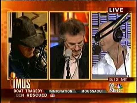 Team Imus Whos In Whos Out by The Radio Equalizer Brian Maloney Don Imus