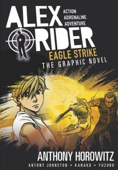 Eagle Strike Graphic Novel alex rider eagle strike graphic novel scholastic shop