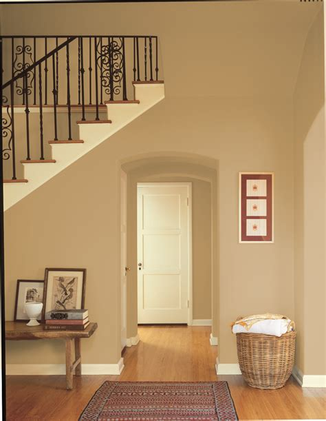 wall color dunn edwards paints paint colors wall warm butterscotch