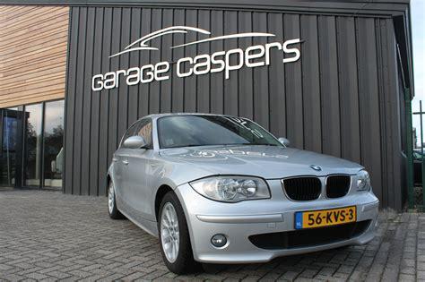 occasion bmw 1 serie hatchback benzine 2005 grijs