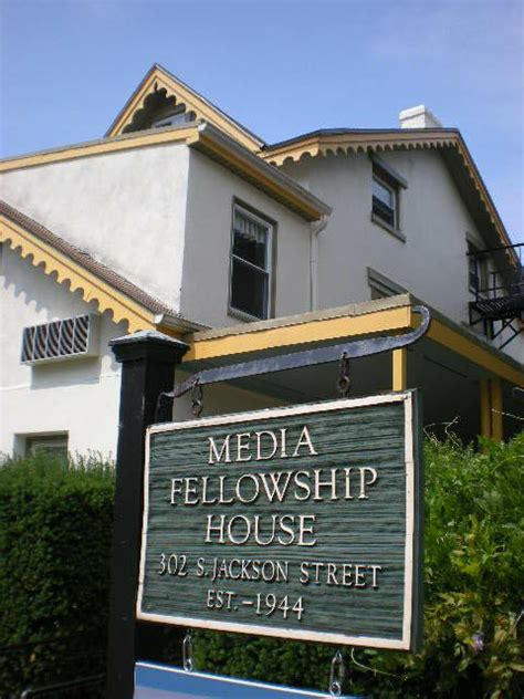 media fellowship house offers grant money for time