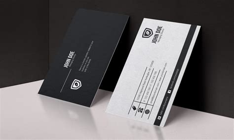 black and white calling card template 100 free business cards psd 187 the best of free business cards