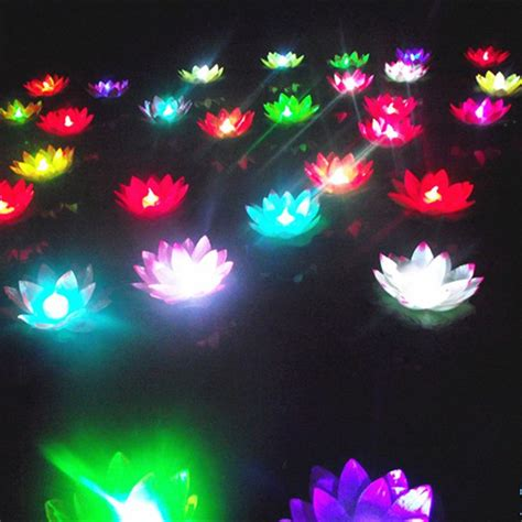 battery operated floating pool lights top 25 best floating pool decorations ideas on