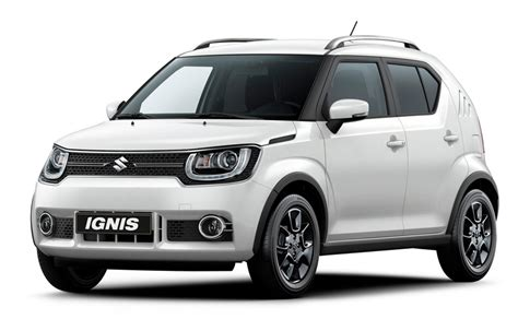 Maruthi Suzuki Price Maruti Suzuki Ignis Prices Revealed Ndtv Carandbike