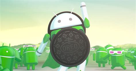 Android Oreo Release Date by เผยช อ Android Oreo 8 0 ฮ โร คนใหม ไวกว าเด ม 2 เท า