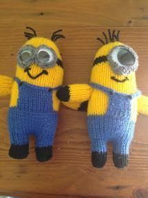 knitting pattern minion despicable me free despicable me minion knitting patterns yes