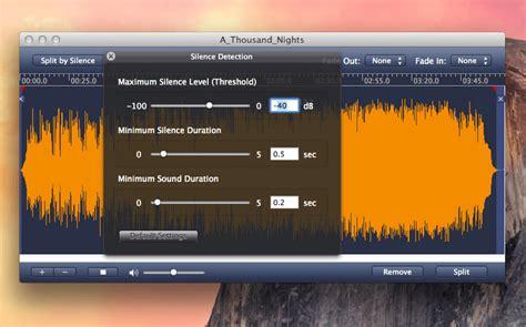 download mp3 cutter mac applemacsoft mp3 splitter for mac 3 9 1 full screenshot