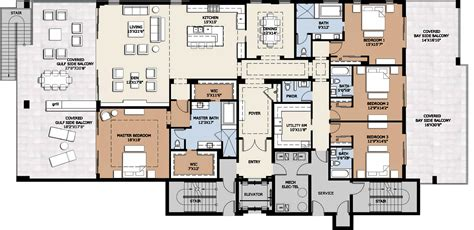 luxury apartment plans luxury condo floor plans pixshark com images