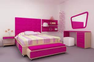 Pink Bedroom Design Pink Bedroom Interior Design Decosee
