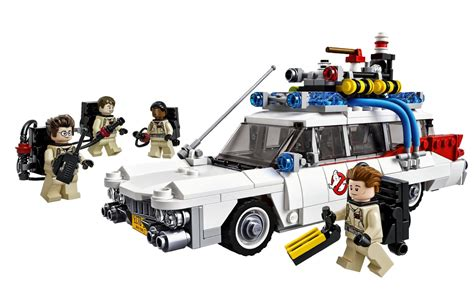 Lego Ghostbuster 21108 lego ghostbusters ecto 1 21108 merchandise shop ghostbusters fans