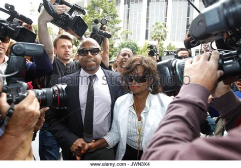 Randy Jackson And 9 Lives Team Up For Cat Adoptions by Rebbie Jackson Stock Photos Rebbie Jackson Stock Images