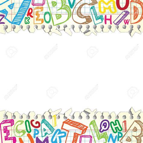background design for kinder kindergarten background clipart 18