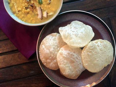 Bengali Kitchen Recipe by Bengali Luchi Recipe Traditional Bengali Style Fried