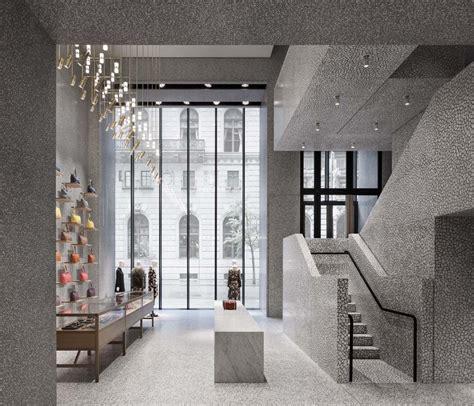 New Valentino david chipperfield architects valentino flagship store