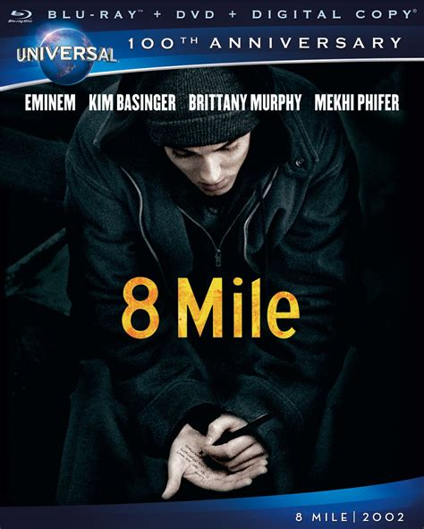 movie eminem was in 8 mile dvd release date march 18 2003