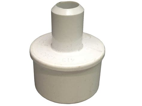1 4 To 3 8 Spigot Adapter Diskon allied innovations pvc adapter 1 1 2 quot spigot x 3 4