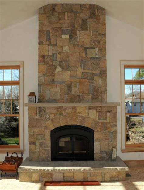 Stones For Fireplace by Click To Zoom