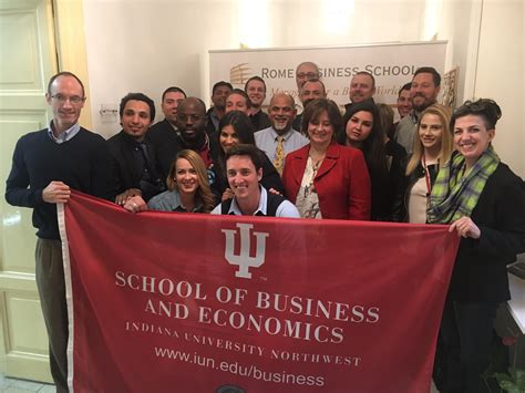 Weeknight Mba Iu Northwest by Welcome Students From School Of Business And Economics