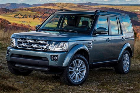 used land rover discovery for used 2015 land rover lr4 suv pricing for sale edmunds