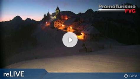 lussari web live monte lussari santuario monte lussari