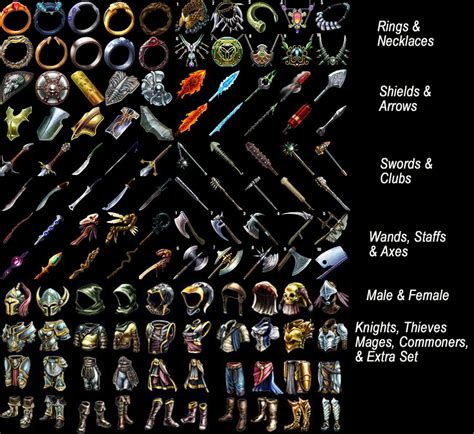 Set Mekar rpg icons favourites by bupaje on deviantart