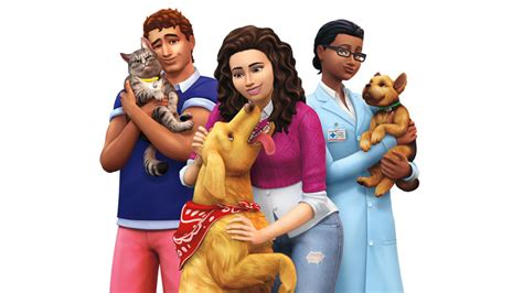 sims 4 cats and dogs the sims 4 cats and dogs expansion pack announced j station x