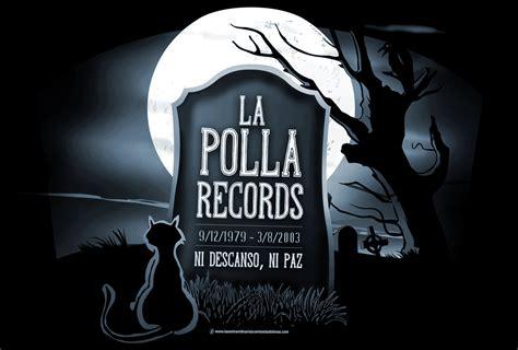 La Records Camiseta La Polla Records Quot Ni Descanso Ni Paz Quot Las Extraordinarias Camisetas