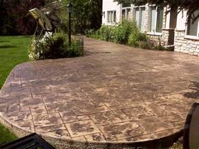 concrete patio costs sted concrete patio costs all home design ideas