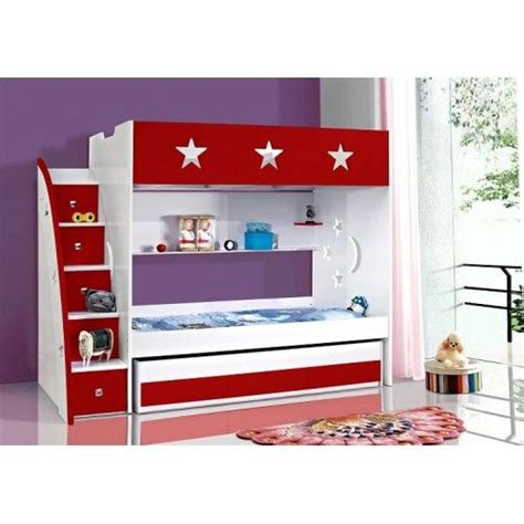 Single Bunk Bed With Trundle 17 Best Ideas About Single Trundle Bed On King