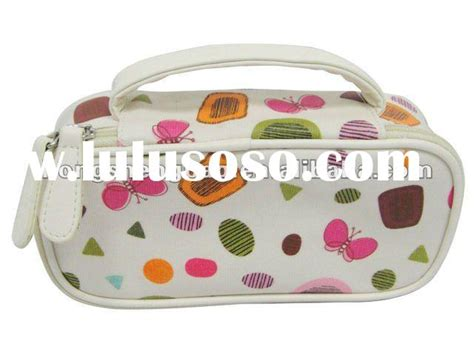 New Korean Pattern Toiletry Pouch For Travel korean mini cosmetic bag pouch for sale price china